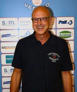 Ennio Piccin Assistant Coach