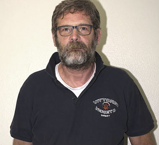 Paolo Lanza Head Coach Vittorio Veneto