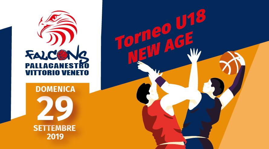 evento basket torneo U18 New Age